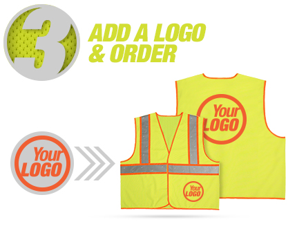 Step 3: Add a Logo & Order